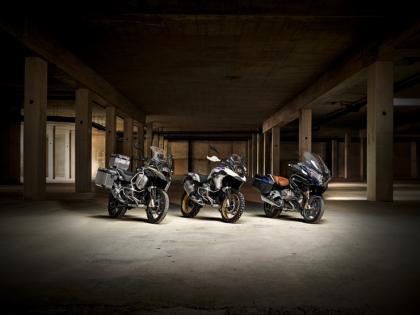 BMW摩托车全新R1250系列上市
