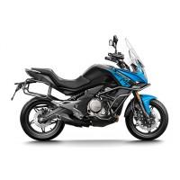 春风650MT 水冷电喷摩托车 多功能旅行车