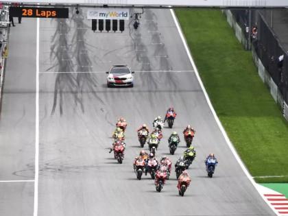 2019' MotoGP世界摩托车锦标赛-奥地利站
