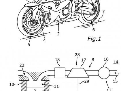BMW 宝马摩托或正开发电动增压技术