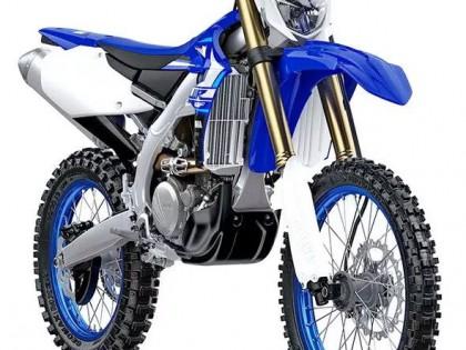 Yamaha 发布新一代耐力越野赛车 2020 WR250F
