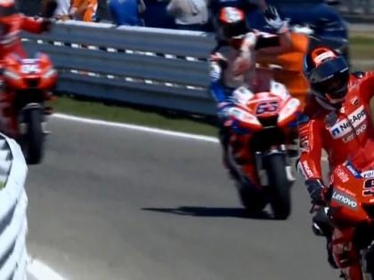 狂侃MotoGP:夸特拉罗被小马玩弄于股掌之间!