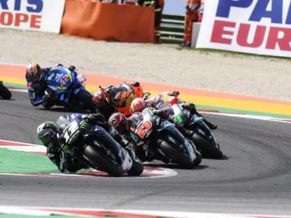 """MotoGP 的故事第十三章、"""" 黄雀在后 """""""