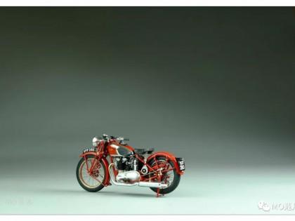 """车模说车丨1937年的""""极速双缸"""""""