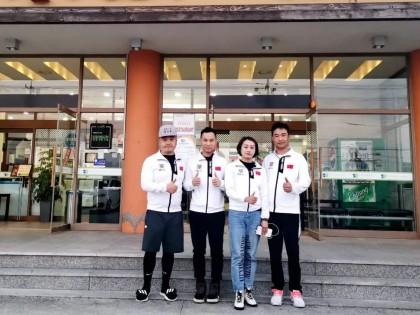 国庆七十周年、《华 RACING》站上韩国的领奖台