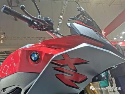 2019米兰车展:宝马全新并列双缸车型F900 XR