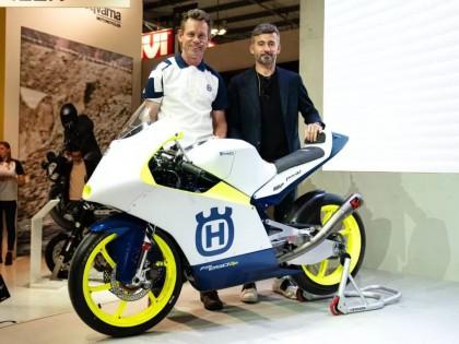 胡斯瓦那发布明年 Moto3 阵容