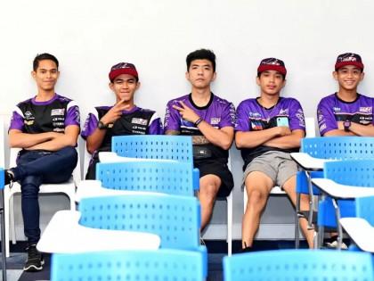 2019亚洲锦标赛泰国站——UMA 胜利在望