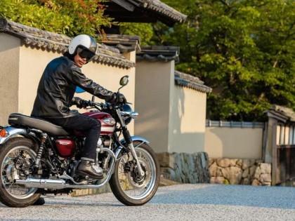 2020款Kawasaki W800 经典印记