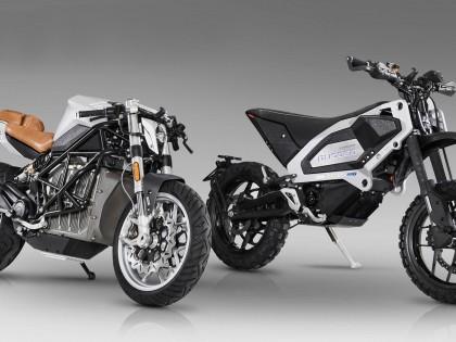 这才是想象中的电摩!E-Racer发布两款电摩1.5万美元起售