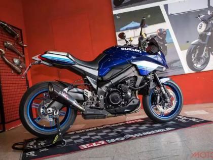Suzuki Katana 性能兼具颜值的作品