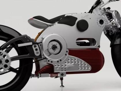 40多万人民币电动艺术品-Curtiss metal 1 Pure