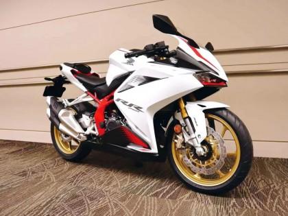 新图案的 Honda CBR250RR、MSX125 现身