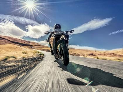 各花入各眼——关于摩托车的美学赏析(上)