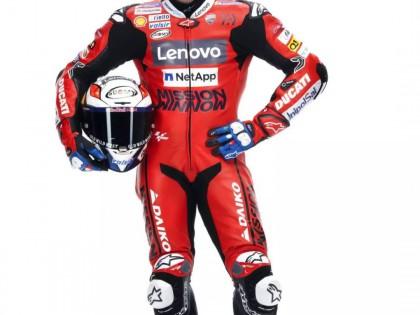 杜卡迪 MotoGP 2020 赛季阵容及 GP20 工厂赛车