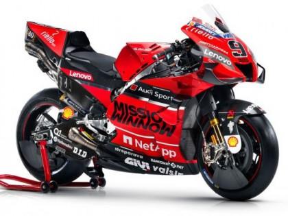 MotoGP赛车赏析:杜卡迪2020 Desmosideci GP20赛车揭开面纱