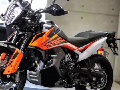 2020款KTM 790 Adventure/R 越野之魂