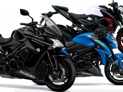 铃木GSX-S1000/F/S750 2020款在日本发布