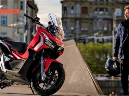 国内翘首以盼的本田ADV150 将于2021年进入美国市场