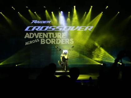 Suzuki 向菲律宾推出越野弯樑 Raider J Crossover