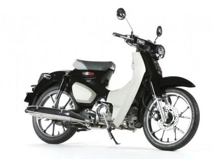 Honda 或推新图案的本土版 C125、CBR250RR