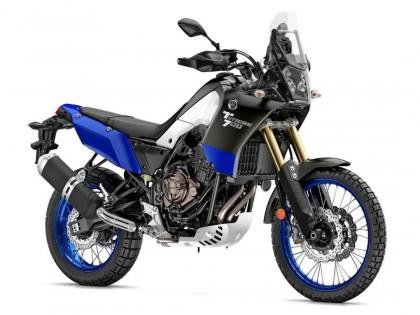 Yamaha XTZ700 获得红点 2020 产品设计奖