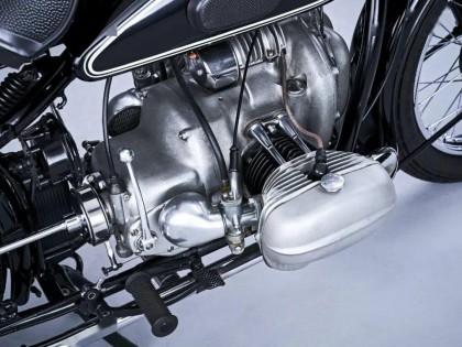 宝马重型巡航车 R18:来自 1936' R5 的灵感