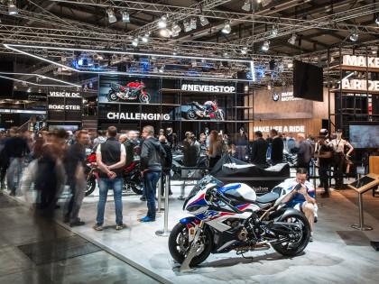 意大利米兰两轮盛会 2020年EICMA正式宣布取消