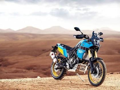 Yamaha XTZ700 SP 泰纳尔 拉力版 — 动态图集
