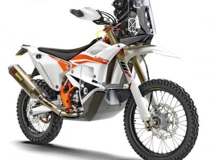 定价约 2.6 万欧元、KTM 发布 450 厂队复制版拉力赛车
