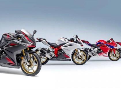 更大的马力,Honda 发布 2021' CBR250RR 本土版