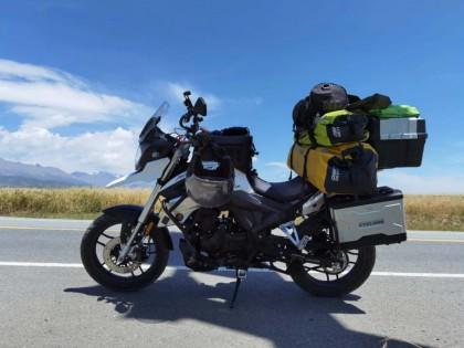 从祁连山到阿尔金山:RX1S史上第一穿之出发篇