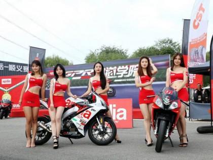 2020 GPR 赛道学院北京站——赛场女郎