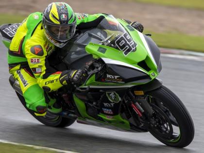 2020珠海会赛:出色发挥,欧阳富拿下ZIC超级摩托车赛首回合冠军