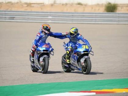 2020 MotoGP 第十一站——西班牙阿拉贡站