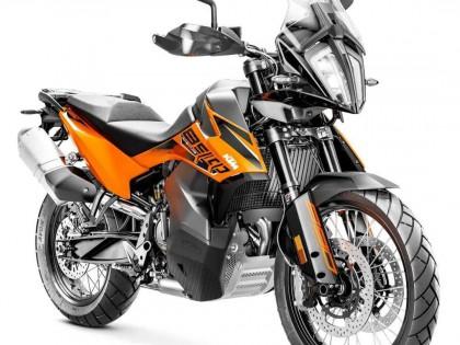 KTM 全新 890 探险标准款