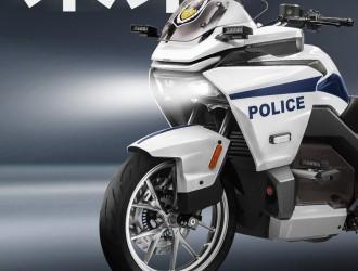 春风正式加入电摩大军 300GT-E纯电动休旅摩托发布