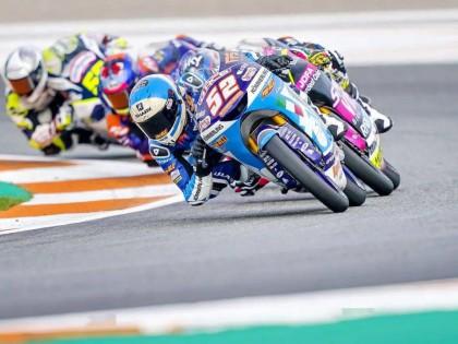 2020 MotoGP 第十三站:Moto3 瓦伦西亚站、吉斯尼拿下第八