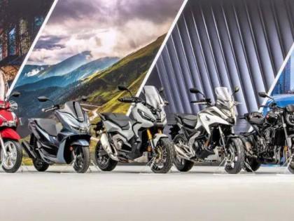 Honda 欧洲分公司发布七个 2021 款车型