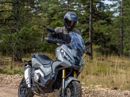 这才对味!本田全新越野踏板X-ADV大改款!
