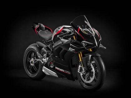 杜卡迪Panigale V4 SP上市 售价3.7万美元 使用碳纤维轮毂