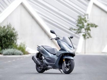 Honda 新一代 PCX125:细节变化