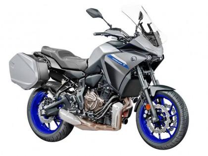 Yamaha 推出 2021 Tracer 7 GT 版
