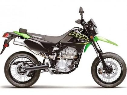 Kawasaki 发布 KLX300、KLX300SM 美国版
