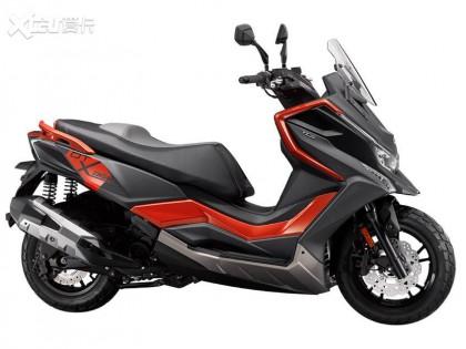 DT X360跨界踏板领衔 光阳重磅新品发布