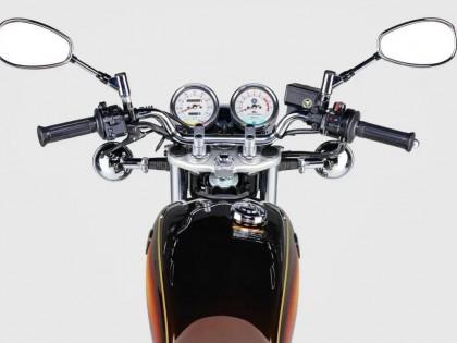 泰国 Yamaha 展示 2021' SR400
