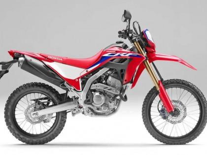 Honda 新一代 CRF250L/300L、Rally:概述