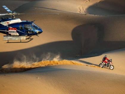 2021 达喀尔拉力赛:HRC 夺得前二、KTM 拿下第三