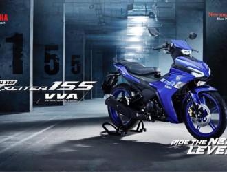 越南 Yamaha 新一代运动弯樑 Exciter 155