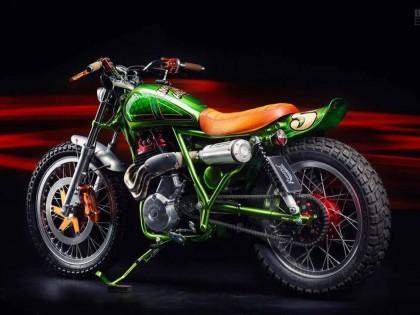 插上就能骑:Honda XBR500